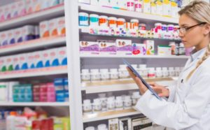 Medicines available in pharmacies